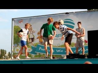 трк Арена. День молодежи / trk Arena. Day of youth (Fast Foot team)