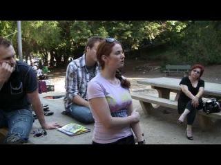 Lena Katina Fan Meet Up in Los Angeles, CA - May 29th, 2010 - Video 3 of 13 HD