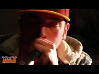 BALL-ZEE (UK CHAMPION beat boxer) - Exclusive Freestyle for Ont' Sofa