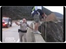 BASE Jumper Don't Give a F*ck About the Police