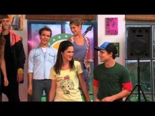 Violetta - Angie e i ragazzi danno il benvenuto a Pablo (Ep. 56)