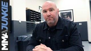Dana White admonishes Conor McGregor's criminal behavior at UFC 223