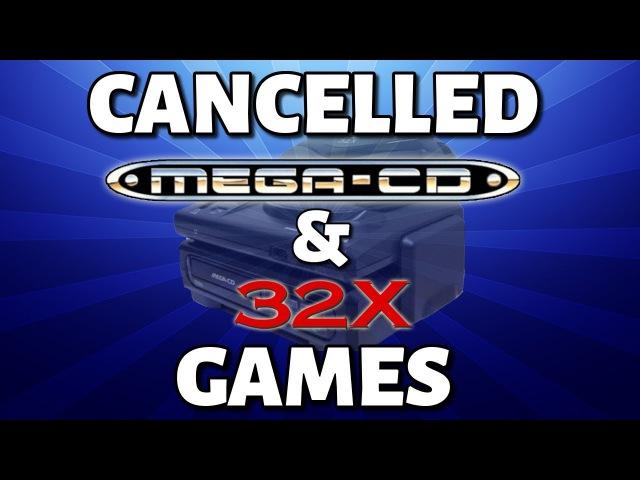 15 Cancelled Sega Mega CD 32X Games