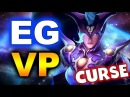 EG vs VP - 3 YEARS NO WINS CURSE! - ESL KATOWICE MAJOR DOTA 2