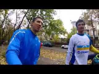 Final of the Ukrainian Cup on mini Downhill Kiev 2017   Bike Ride   Битый Обод
