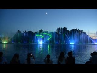 Винницкий фонтан