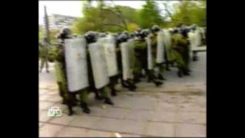 1999 год 17 кастрычніка Марш Свабоды