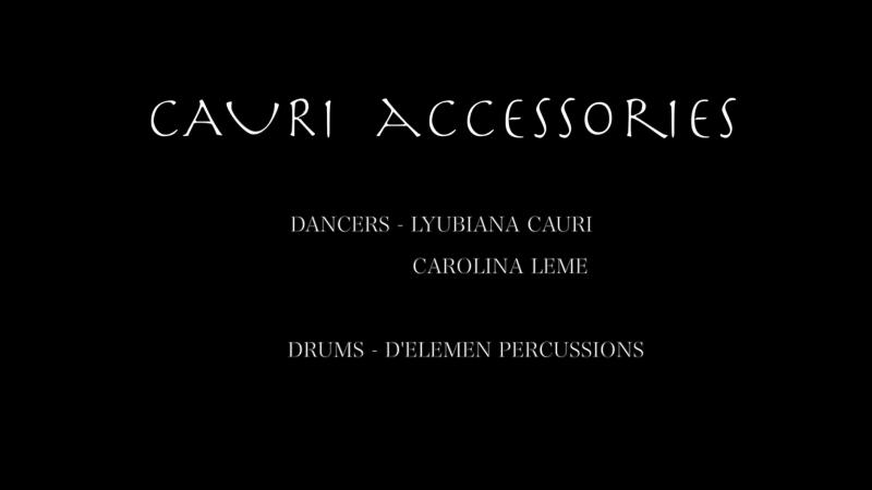 CAURI Accessories DANCE in JUNGLE part 1