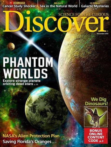 Discover Magazine 2014-11