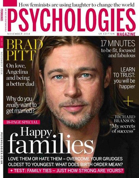 Psychologies UK 2014-11