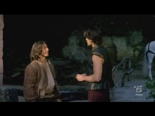 Ястреб и голубка /  Il Falco e la Colomba (2009) 1 серия озвучка