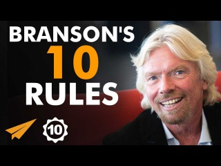 Richard Branson's Top 10 Rules For Success ()