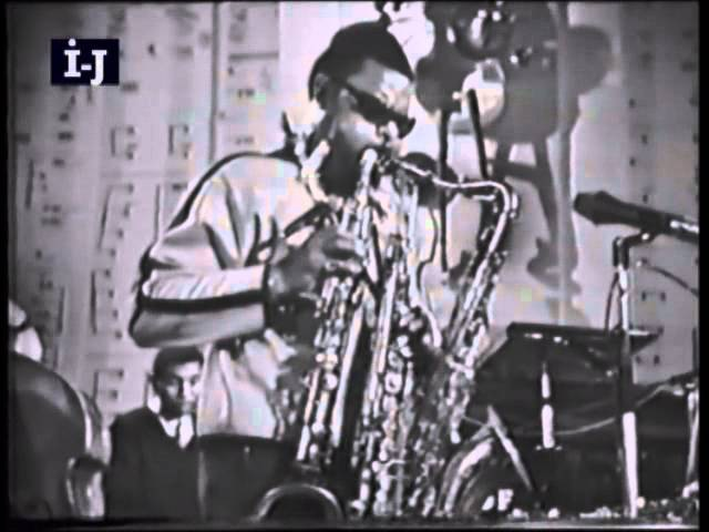 Rahsaan Roland Kirk The Inflated Tear Live in Prague 1967