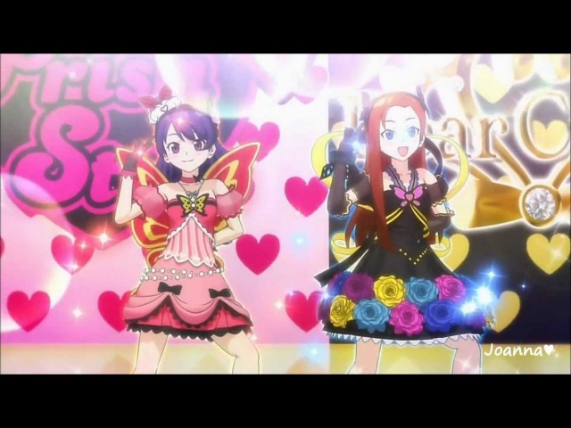 HD Pretty Rhythm Dear My Future Hye In Mia Life is just a Miracle episode 46
