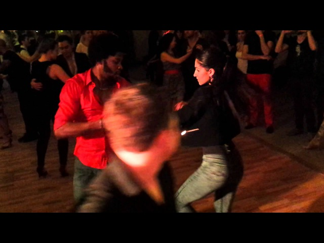 Busra Terry Juan - Salsa New York - Mambo - Social at SAF 2015