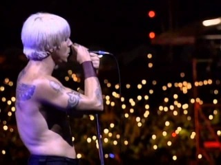 Red Hot Chili Peppers - Under The Bridge [Woodstock '99] (Best Quality)