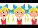 Совсем БЯКА - Длинная развивающая песенка мультик для детей малышей про еду и разные продукты