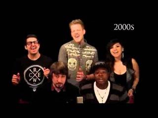 Как изменялась музыка