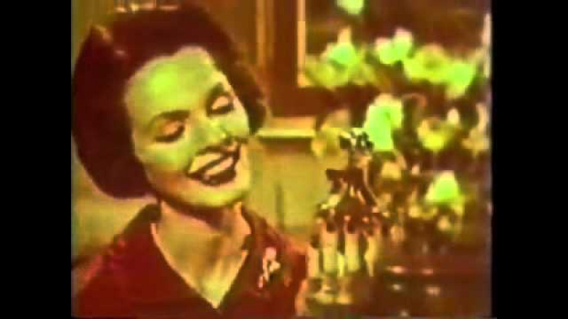 Первая тв реклама Эйвон 1956 год Ding Dong, Avon Calling, 1956