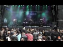 Antagonist Zero Lachrymal Sleep DOOM VS Cover live at Hard Rock Laager 2013