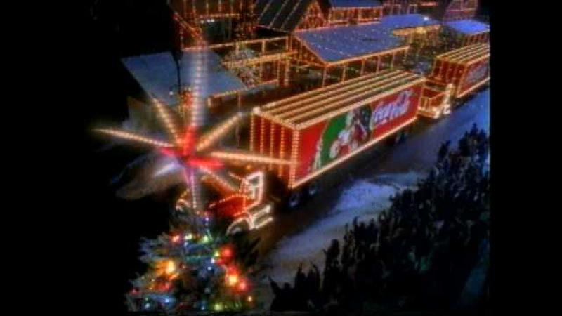 Coca Cola Christmas 1997 USA 60