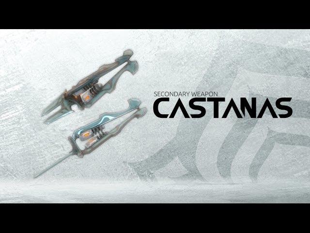 Tenno Reinforcements Castanas