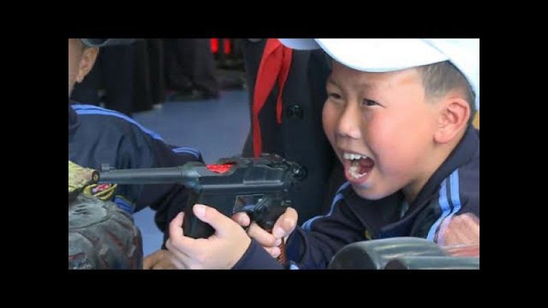 Songdowon Int'l Children's Camp in North Korea 2