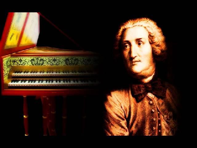 Louis Marchand 1669 1732 Pièces De Clavecin Book 1 Suite in D Minor