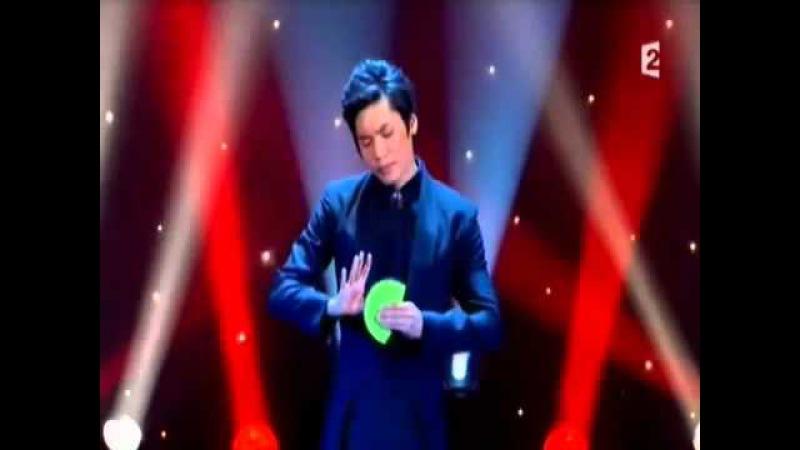 Yu Ho Jin - чемпион мира по фокусам 2012 года! (Гран-при)