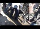 Майдан г Киев Мариинский парк Беркут и титушки убивают людей 18 02 2014г