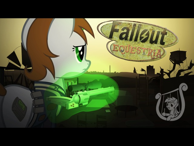 My Little Pony Fallout Equestria Trailer Ponification