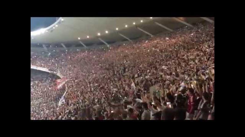 Beşiktaş Feyenoord Champions League 2014 Dale Cavese Tribün Şov