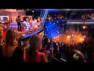 Riker Lynch & Allison - Jive - Dancing With The Stars - Season 20 Week 1 (3-16-15)