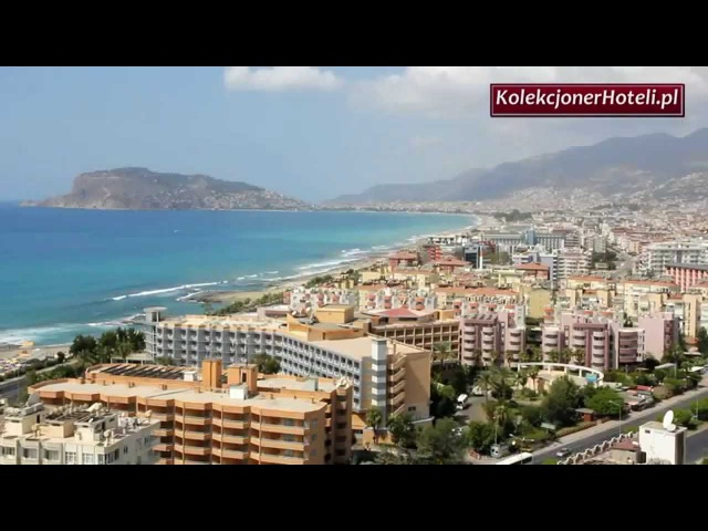 DRITA RESORT SPA HOTEL ALANYA TURKEY