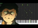 Re:Zero Medley (Openings Endings) [Piano Tutorial] (Synthesia) Fonzi M