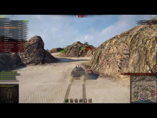 Topi1212 VS Valeriyanka world of tanks