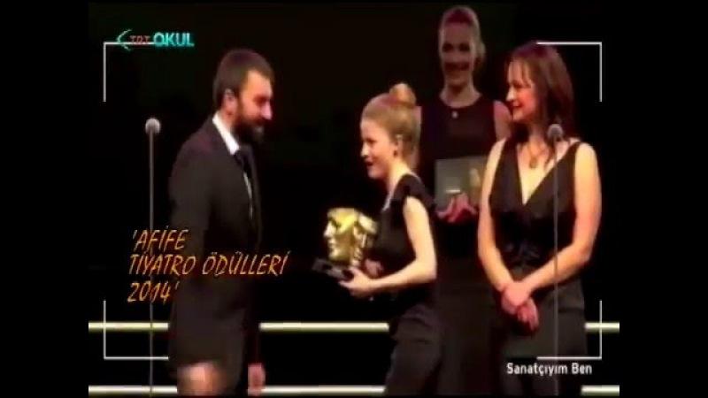 Sanatçıyım Ben, TRT Okul - Ecem Uzun Tiyatro Bölümü (17.04.2016)