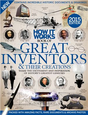 How It Works-Book Of Great Inventors And Their Creations