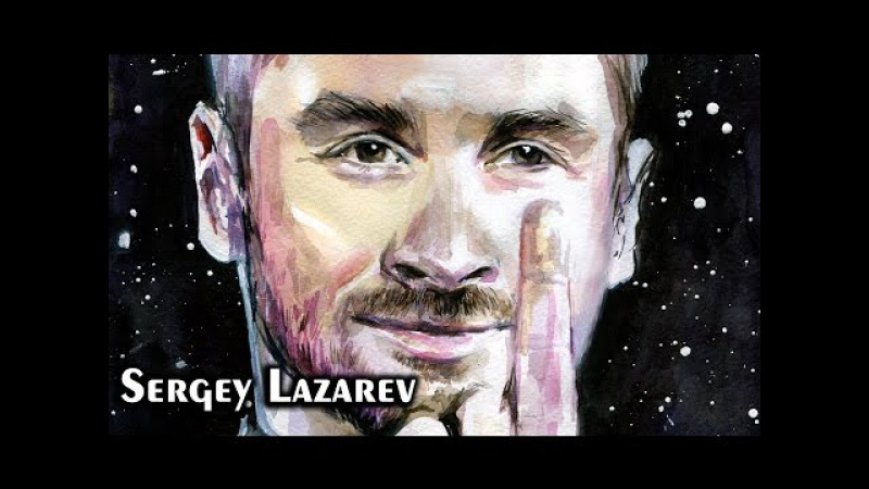 Sergey Lazarev - You Are The Only One [Speed Painting by SakuTori]
