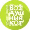 """Студия шаров """"Воздушный кот"""" airkot.ru шары СПб"""