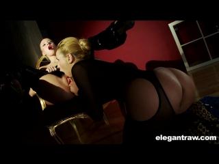 ALESKA DIAMOND & Carla Cox - The Gauntlet ep1 (2014) HD