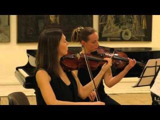 Дмитрий Максимачёв - Квинтет для флейты и струнного квартета  Солисты Оркестра Опаровского
