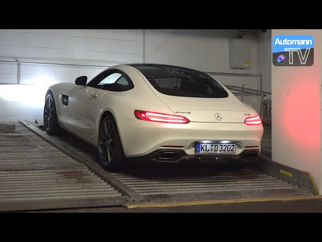 2016 Mercedes-AMG GTS (510hp) - pure SOUND (60FPS)