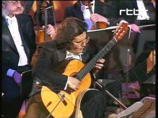 Leo Brouwer : Concierto de Lieja : Requiem Lukowski Guitar Festival Liège 1995