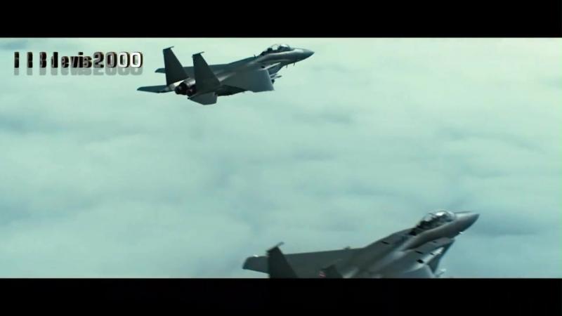 Северокорейские МИГ-29 против F-15K ВВС Южной Кореи (3D-трейлер) [виртуальный бой].