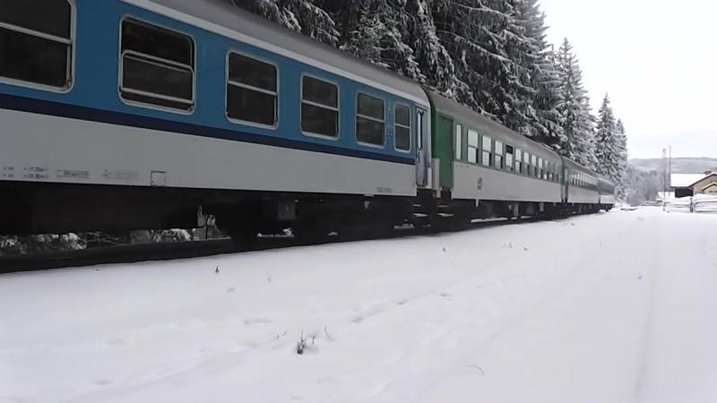 Zeleznice - Za Bardotkou na Sumavu .