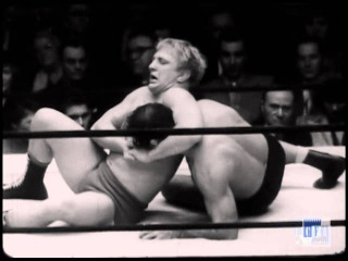 [#My1] Wrestling from Chicago  - Lou Thesz vs. Buddy Rogers (Best 2 of 3 falls match)