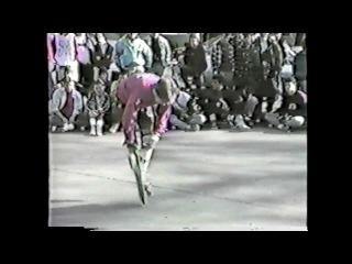 Rodney Mullen - Westwood NJ Demo 1986 *Full Demo*