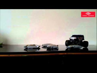 1:24 LCD transmitter 2 4G 4WD 5ch mini high speed rc car REC622112