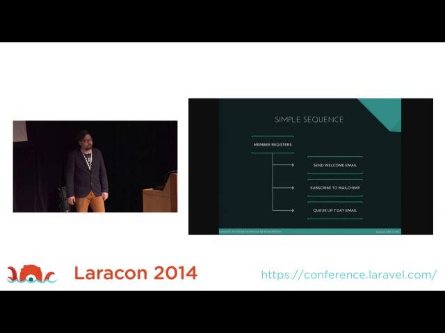 Shawn McCool - Laravel.IO, A Use Case Architecture